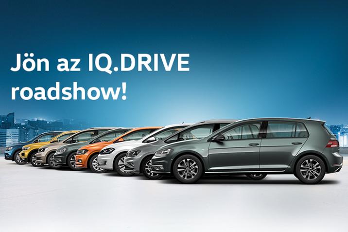 IQ Drive roadshow